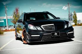 Mercedes-Benz E 63 AMG Project Cyphur by SR Auto GroupTuningCult