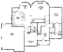 First Floor Master Home Plans Homes
