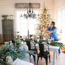 Small Picture Christmas Decorating Ideas From Joanna Gaines POPSUGAR Home