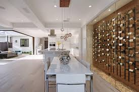 wine rack dining table. Wine Rack Wall Decor Dining Room Contemporary With White Table Tab