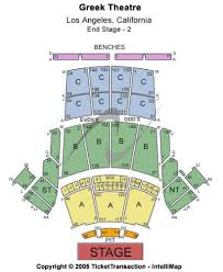 greek theatre ca los angeles tickets