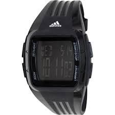 adidas men s watches shop the best deals for 2017 adidas men s duramo adp6094 digital silicone analog quartz watch