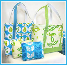 Free Tote Bag Patterns Adorable J Caroline Tote Bag Sewing Tutorial Free PDF PatternPile