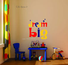 with encouraging wall decals if they are taught when they are little that they can do wver they put their mind to they will achieve great things