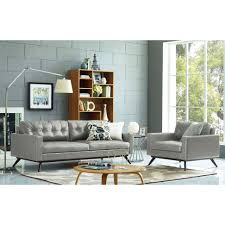 legs accent furniture furniture large size tov furniture blake antique grey tufted eco leather sofa w brown wood