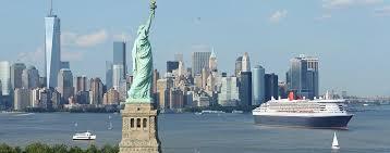 Iconic Transatlantic cruises 2018 & 2019 - Cunard