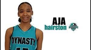 Aja Hairston - Player Endorsement Recruit Profile ᴴᴰ - YouTube