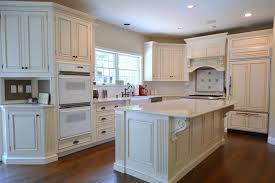 custom white kitchen cabinets. Antique Tuscan White Custom Kitchen Cabinets - Cross River NY O