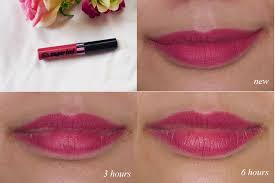 liquid lipstick battle we tested five