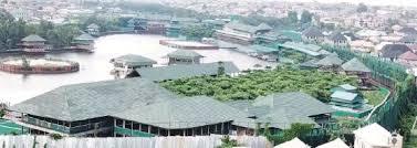 Jesus christ never said goodbye!. Scoan Prayer Mountain Resort Nigeria S Hub For Pilgrims Tourists Pressreader