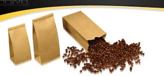 Get your product noticed with simple, attractive packaging solutions! Ecocraft Coffee Bags Bagcraft