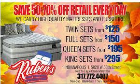 Ruben s Mattresses and Furniture Home