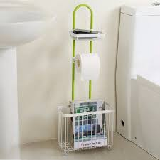 Toilet Roll Holder Magazine Rack Lifewit Toilet Roll Paper Holder Caddy With Magazine Rack Free 27