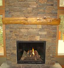 image of gas fireplace mantel building codes