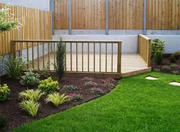 Small Picture garden decking ideas can also be installed in a small garden area