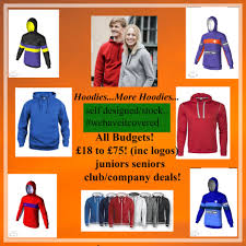 Design Your Own Club Winter Hoodies Are Future For All Budgets Clubs Companies