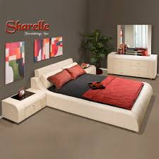 Leather Bedroom Furniture Leather Bedroom Furniture Prima Leather Bedroom Set Bedroom Sets