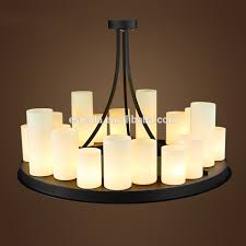 full size of lighting pretty pillar candle chandelier 6 impressive 22 licious electric parts light socket