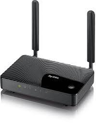 Беспроводной <b>роутер ZYXEL LTE3301</b>-M209, черный, отзывы ...
