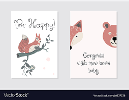 Congrats Baby Born Congrats With New Born Baby Card Design Be Happy