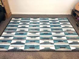 teal yellow and grey rug best 2018