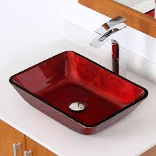 Image result for Add Character To Your Bathroom With A Square Vessel Sink