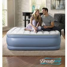 beautyrest air mattress. Simmons Beautyrest Hi Loft Raised Air Bed Mattress With Express Pump, Multiple Sizes M