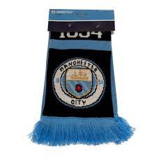 Manchester City Scarf MC-G037