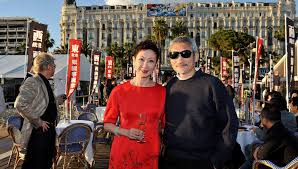 Producer Nansun Shi said she and film-maker Tsui Hark divorced recently,  Entertainment News & Top Stories - The Straits Times