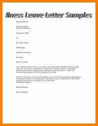 5 Leave Letter Format For School Child Fest