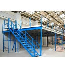 Gallery of: Mezzanine Floor Building Regulations