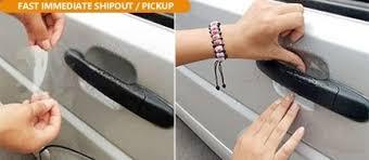 car door handle hand. Unique Car 4 Pcs Car Door Handle Protection Film 67 Off In Hand E