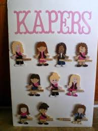 Junior Girl Scout Kaper Chart Cyndes Place