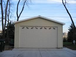 18 foot garage doorRegency Garages  Chicago Garage Builder Garage Construction