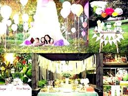 outdoor party decoration ideas decorating attractive on a budget archives engagem outdoor party decoration