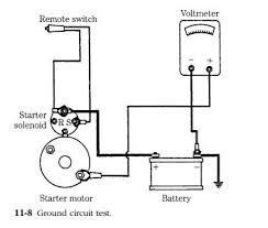 starting and generating systems starter circuits electrical power starting and generating systems 0419