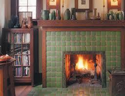 motawi fireplace