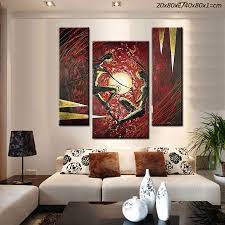 Modern Paintings For Living Room Compare Prices On Italian Canvas Art Online Shopping Buy Low
