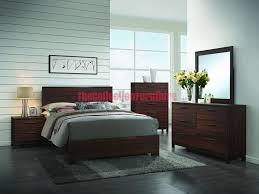 Edamon 4 Piece Bedroom Set