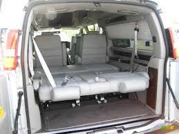 2010 Sheer Silver Metallic Chevrolet Express LS 2500 Explorer ...