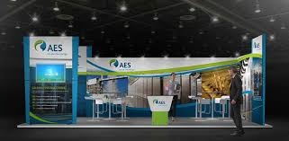 Booth Design Services 8x3 Island Exhibition Stand Re8x3 150