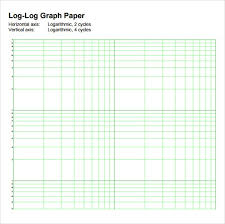 Semi Log Graph Paper 12 Free Templates In Pdf Word Excel Download