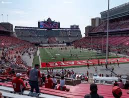 Osu Stadium Seating Chart Rows Ohio Stadium Section 6 A Seat Views Seatgeek