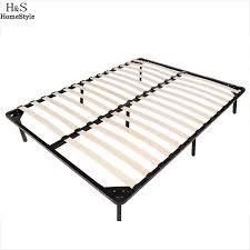 metal platform bed frame. 2018 Homdox Queen Size Bed Detachable Large Wood Slats Metal Platform  Frame 7 Legs High Metal Platform Bed Frame