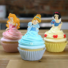 Disney Princess Cupcake Tutorial Cinderella Snow White Sleeping