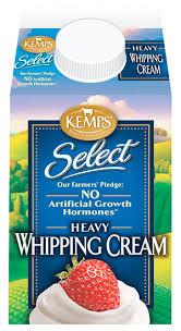 Select Heavy <b>Whipping Cream</b> Fresh Pint - Kemps