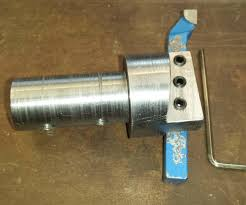 Fly Cutter Design Homemade Fly Cutter From Scrap Steel 9 Steps With