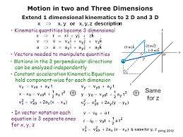 2 motion