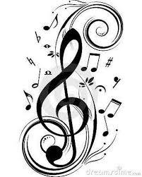 Resultado de imagen de imagenes notas musicales