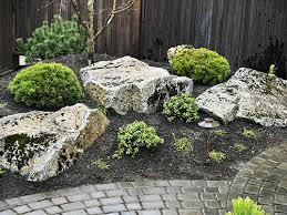 Attractive Rock Garden Designs Japanese Zen Rock Garden Rock Stone Garden  Design ...